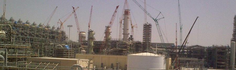 Naizak Petrochemical Plant Construction